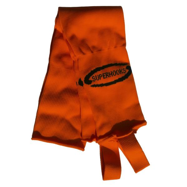Stutzen orange/schwarz
