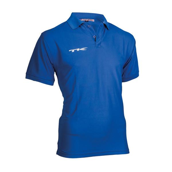 SALONIKI Polo Shirt (Herren) royalblau