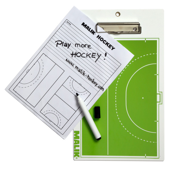MALIK Coach Clipboard