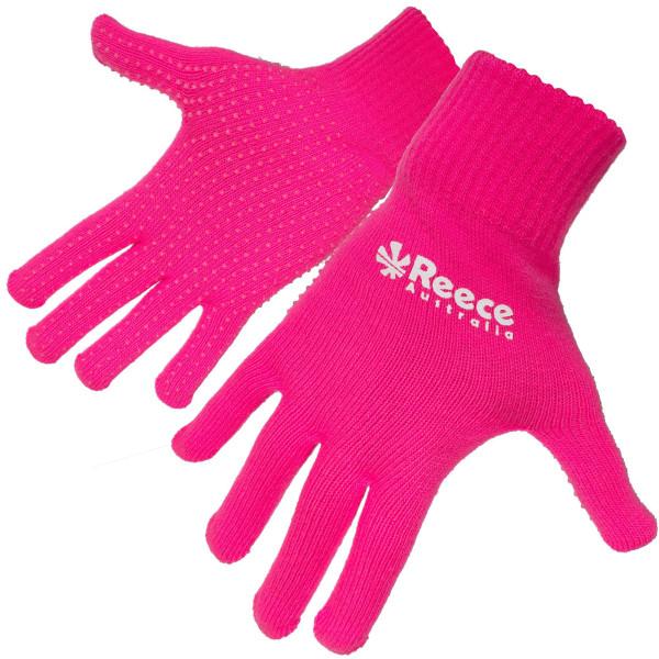 Feldhandschuh gewebt pink