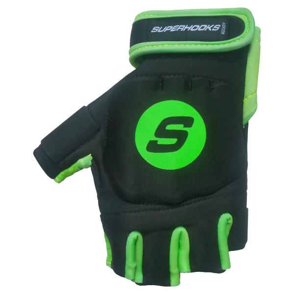 PRO Glove Handschutz (20/21) schwarz/neongrün