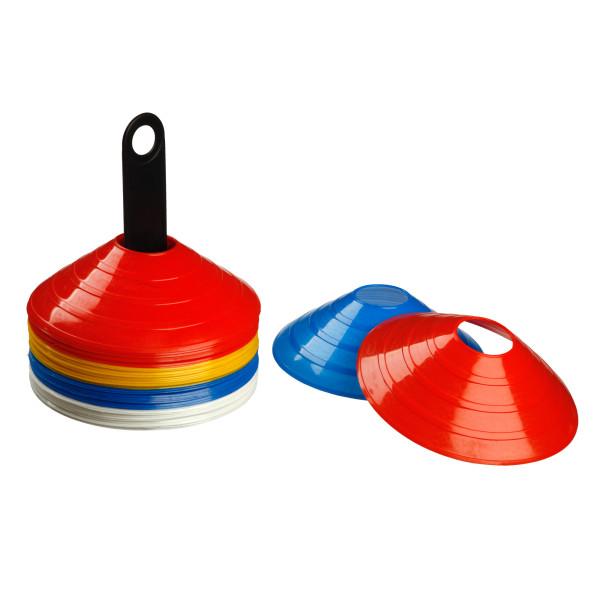 Saucer Cones (Set of 40)