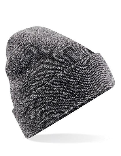 Beanie Mütze dunkelgrau