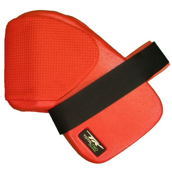 Total Two 2.0 Torwart Handschuh rechts rot
