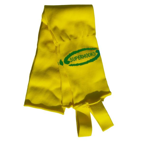 Stutzen gelb/grün