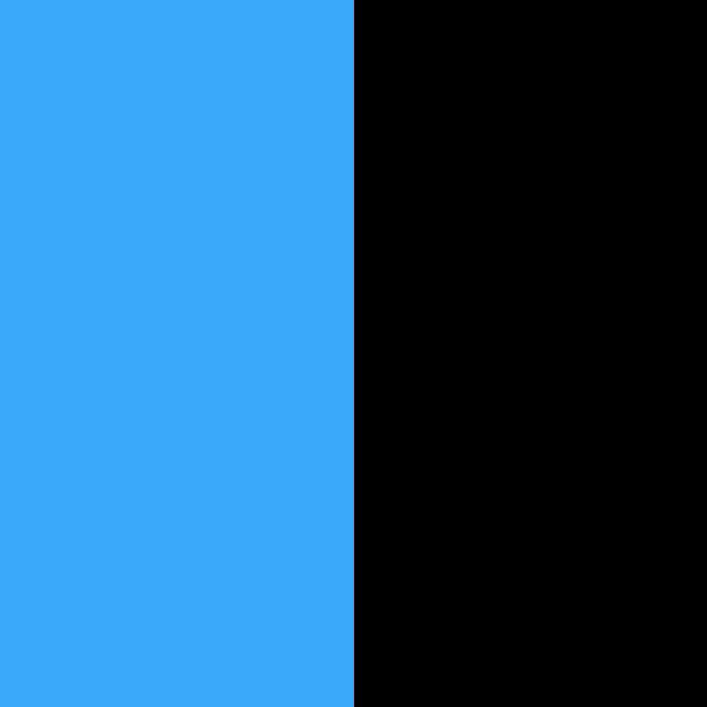 peronblau-schwarz