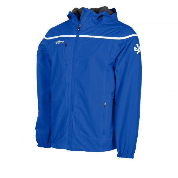 Varsity Atmungsaktive Jacke Herren (Regenjacke) royalblau