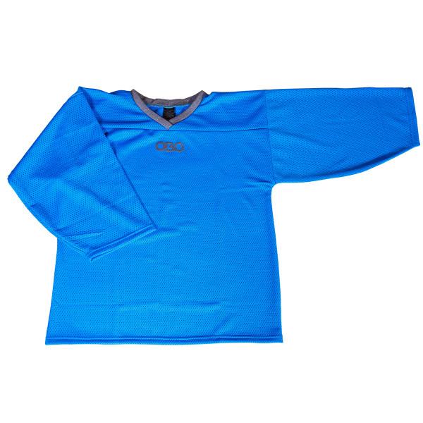 Goalie Shirt Long Sleeve Loose blue