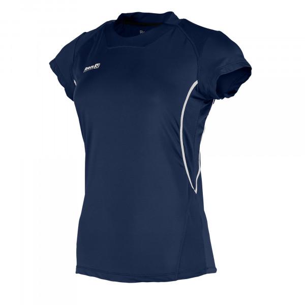 Core Shirt Damen navy blau