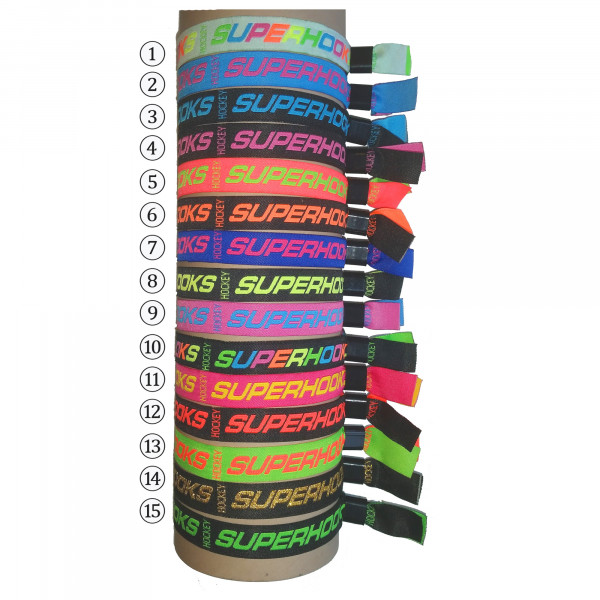 Superhooks Fan Armband