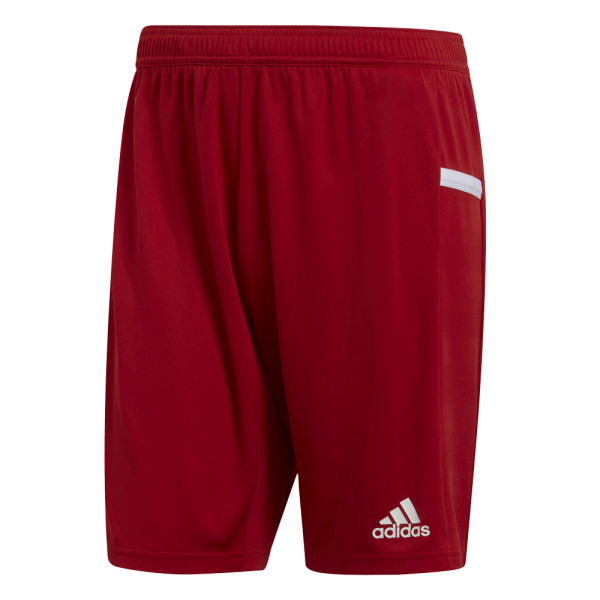 T19 Knitted Shorts Men power red