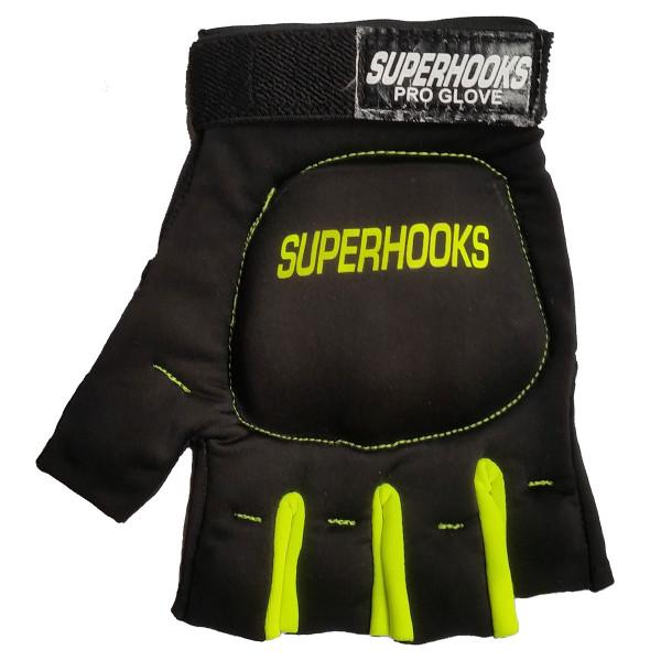 PRO Glove (18/19) Feld-Handschutz schwarz-gelb