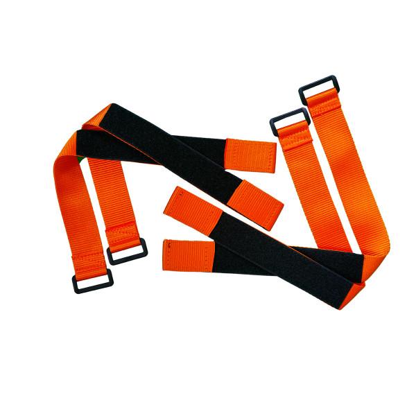 LegGuard Velcro Straps - OGO XXS/XS (Riemensatz)