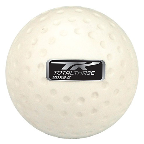 Total Three 3.0 Dimple Ball weiß