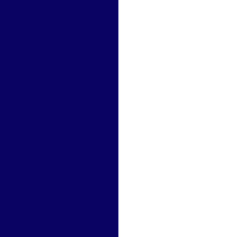 navy blau-weiss